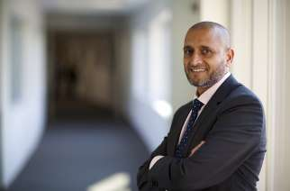 Farhad Khan, Yahsat Chief Commercial Officer