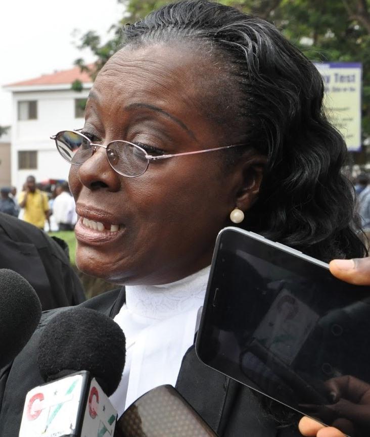 Gloria Akuffo