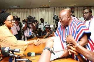 Ghanaian files suit to stop Akufo-Addo from picking new EC Boss