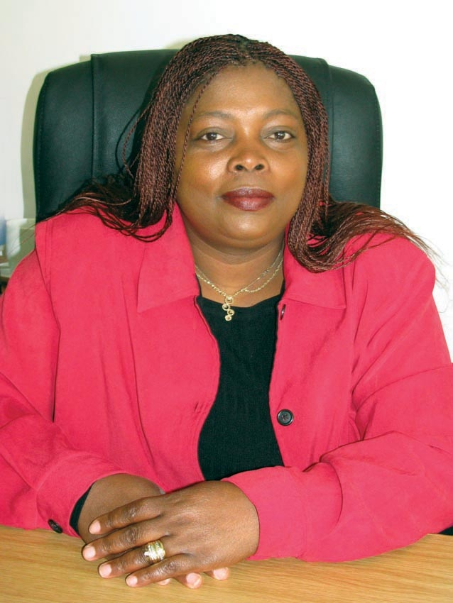 Lois Chigandu