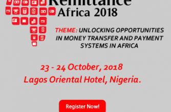 Remittance thought leaders to gather in Lagos – Nigeria for Remittance Africa Expo 2018