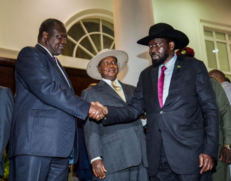 South Sudan's president Kiir says ready to accept peace ...