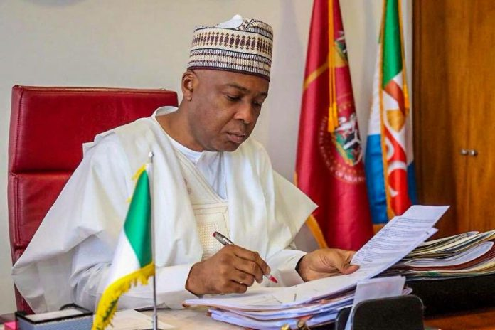 The PDP recently appointed Bukola Saraki National Leader