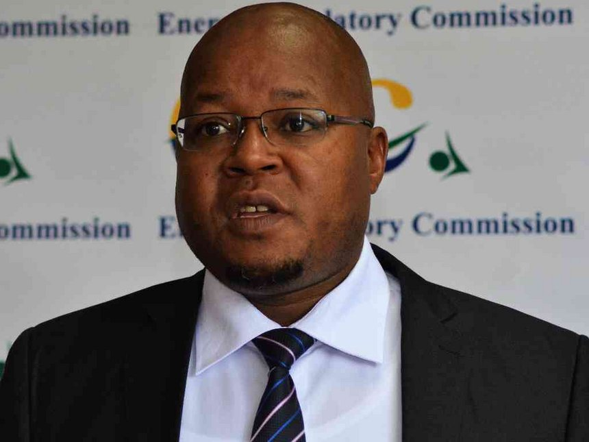 Energy Regulatory Commission acting director-general Pavel Oimeke addresses reporters during the announcement of new fuel prices for 15 June - 14 July period on June 14 in Nairobi /FAITH MUTEGI(culled from The Star)