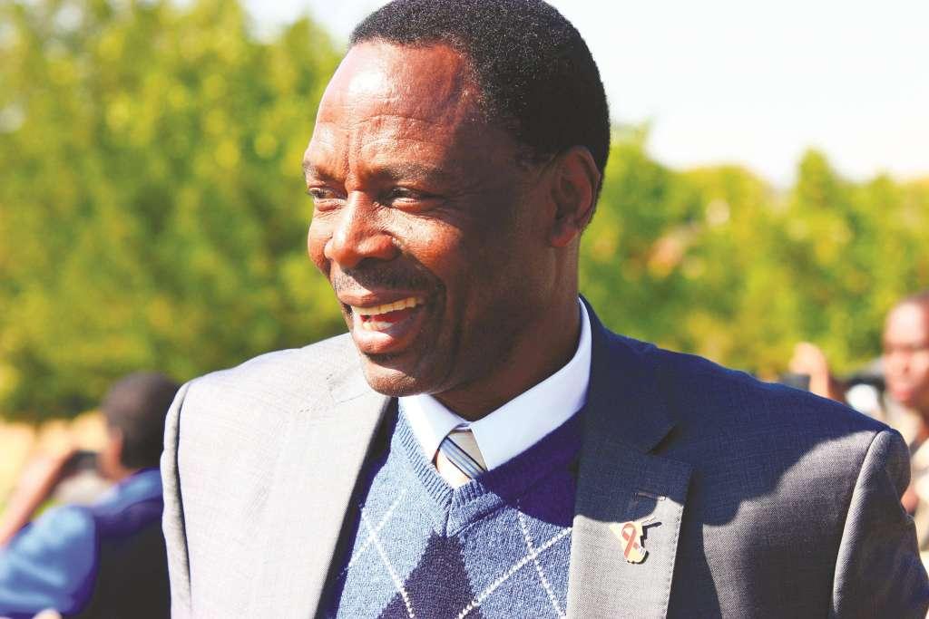 Dr Richard Kamwi