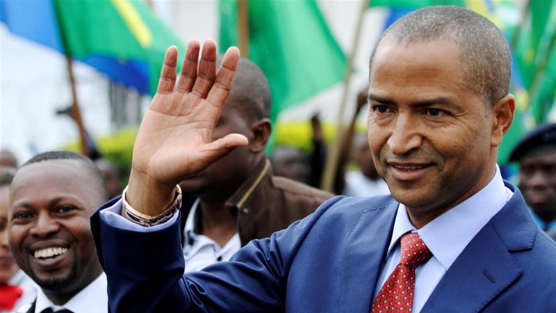 Katumbi reportedly tried to enter DRC from Zambia earlier this month [Kenny Katombe/Reuters]