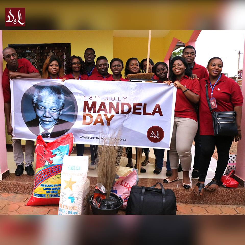 Celebrating the Mandela Centennial