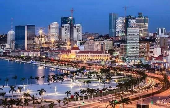 The city of Luanda Photo: Facebook