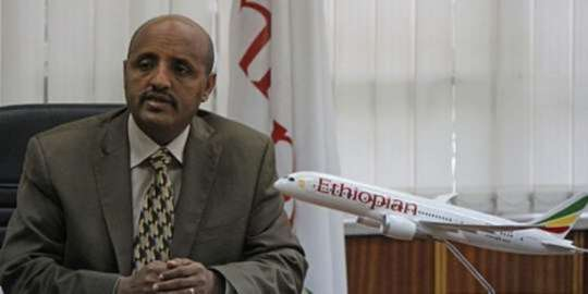 Mr Tewolde GebreMariam, Ethiopian Airlines Group Chief Executive Officer