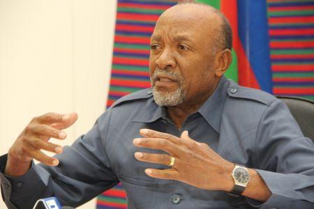 Vice-President Nangolo Mbumba