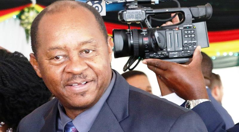 The cholera outbreak has been a rude awakening for Health and Child Care Minister Obadiah Moyo