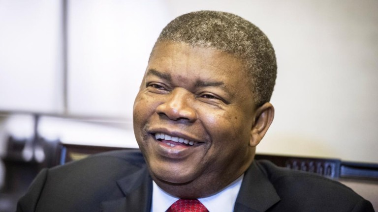 President João Lourenço