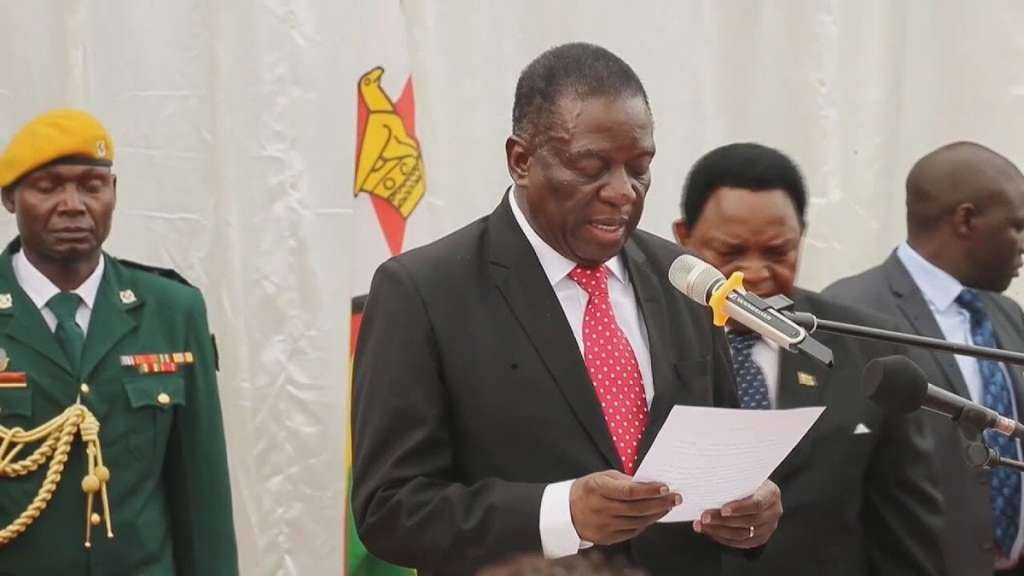 Zimbabeans now expect President Mnangawa to deliver