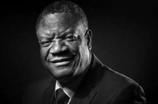 Dr Mukwege says the conflict in DR Congo is being waged to destroy Congolese women