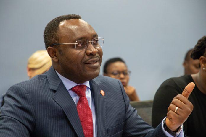 Albert Zeufack, World Bank Chief Economist for Africa.
