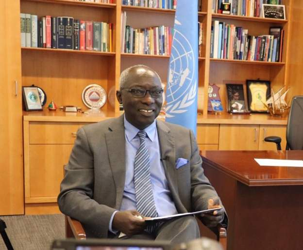 Mr Dieng said there's need for dialogue to resolve the Cameroon civil crisis