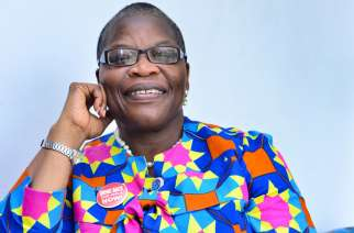 If elected Oby Ezekwesili will be the first female President of Nigeria