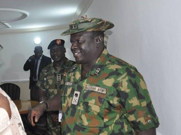 Major General Idris Alkali (rtd)