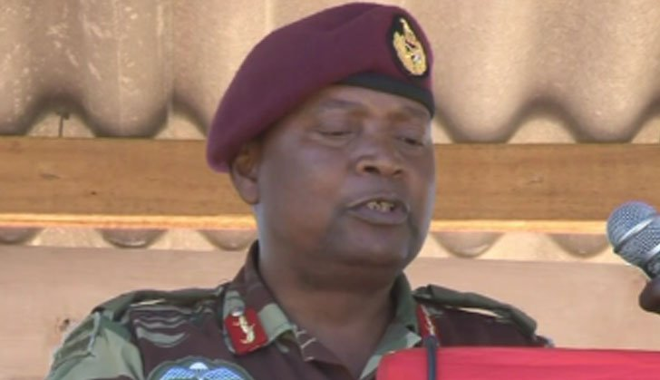 Major General Trust Magoba