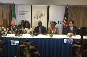 Statement of the Second Joint NDI/IRI Pre-Election Assessment Mission to Nigeria