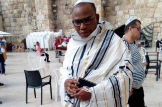 Nnamdi Kanu: IPOB leader resurfaced in Jerusalem after 1 year