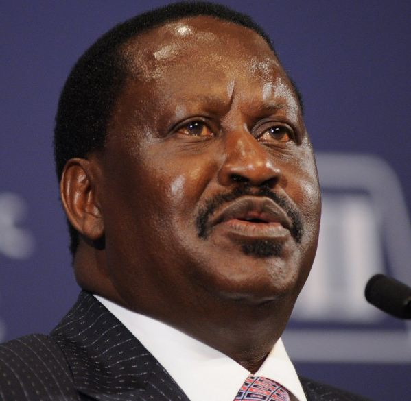 Opposition leader Raila Odinga has been leading the charge for reforms