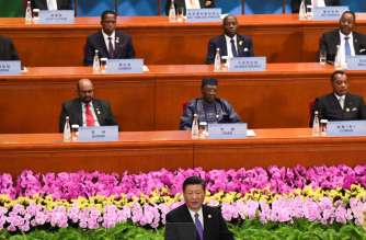 Twice as many African presidents made it to China's Africa summit than to the UN general assembly