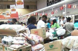 One product per person for Zim shoppers as panic buying grips nation