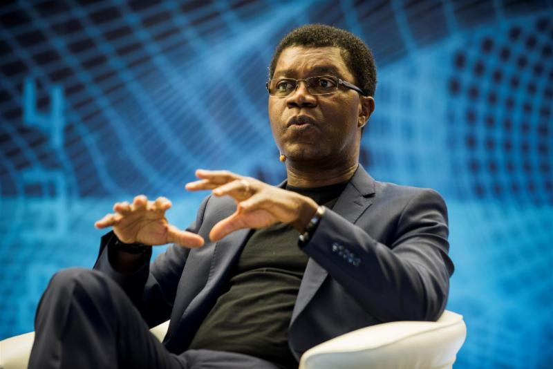 Mr. Thierry Zomahoun, President and CEO of AIMS