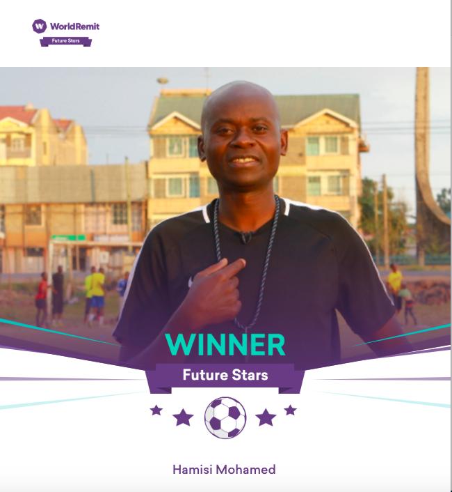 Hamisi Mohamed - Winner