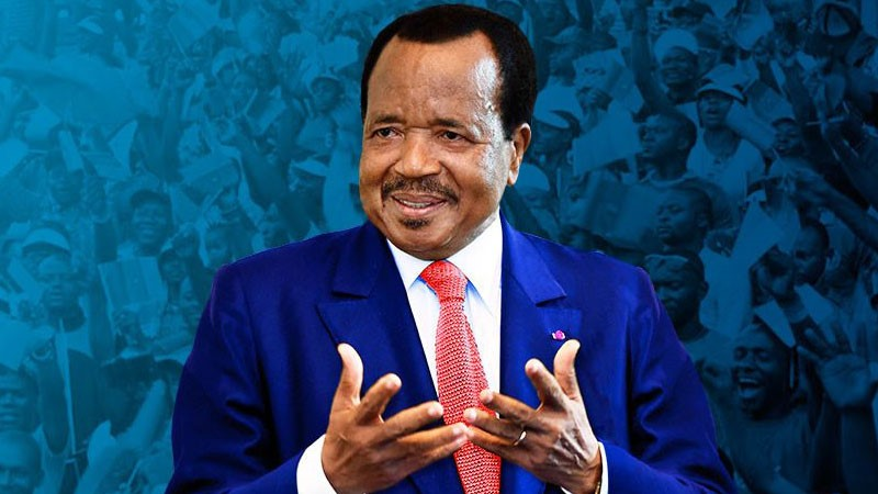 Will this controversial victory prove to be a mandate too ,much for Biya?