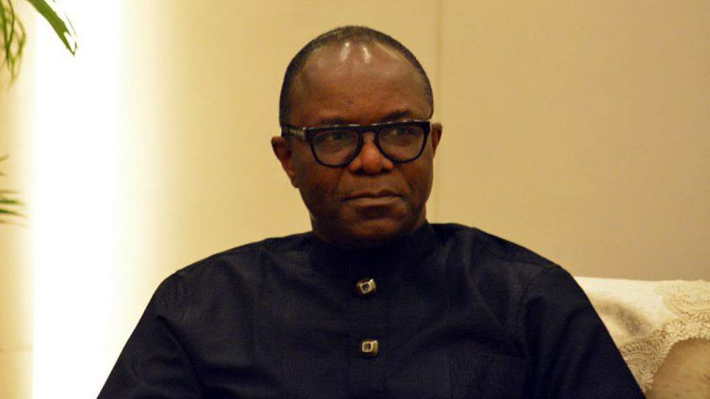 Minister of State for Petroleum Resources, Dr. Emmanuel Ibe Kachikwu