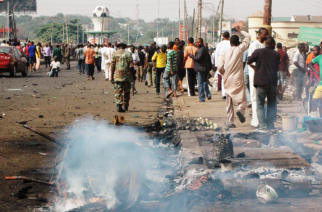 Nigeria: 55 dead and several others injured in a fight that erupted between Christian and Muslim youths