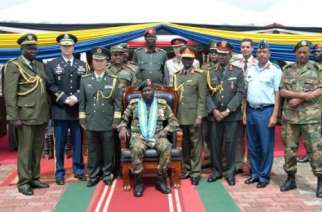 President Kiir bags Seven Medals for Notable Military Services