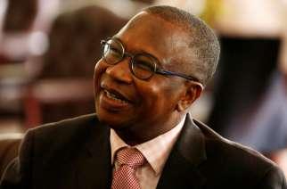 Finance and Economic Development Minister Mthuli Ncube