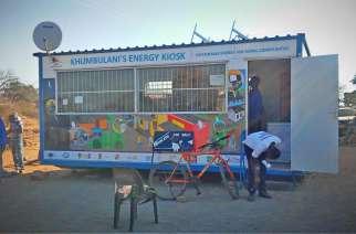European Union Solar Renewable Energy Project Scores A First As Zimbabwe Moves Towards A Go Green Environment…