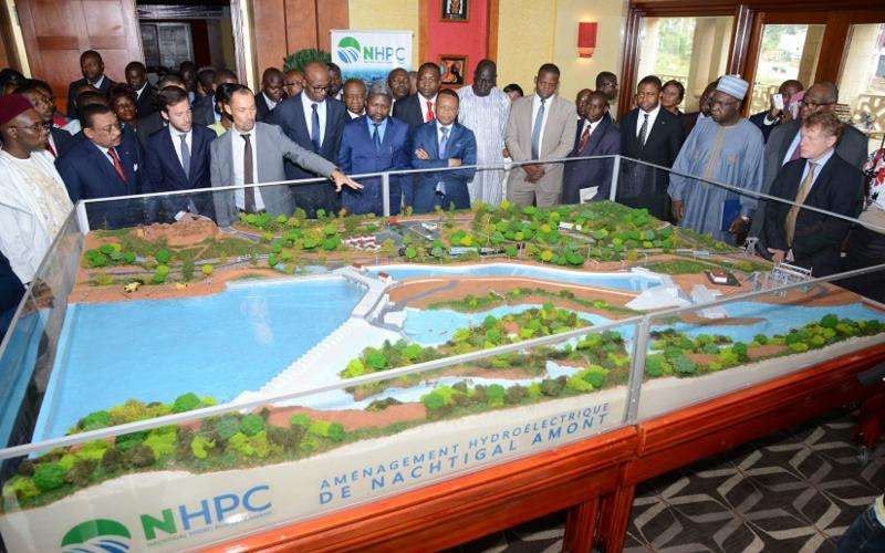AFC invests in Cameroon's landmark 420MW Hydro-Electric power station.