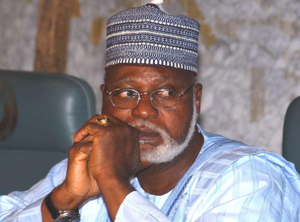 former Head of State, Gen. Abdulsalami Abubakar (retd.)