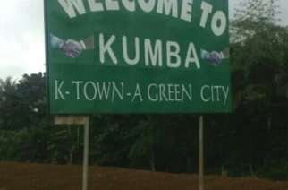 Kumba is a major strong hold for separatist fighters