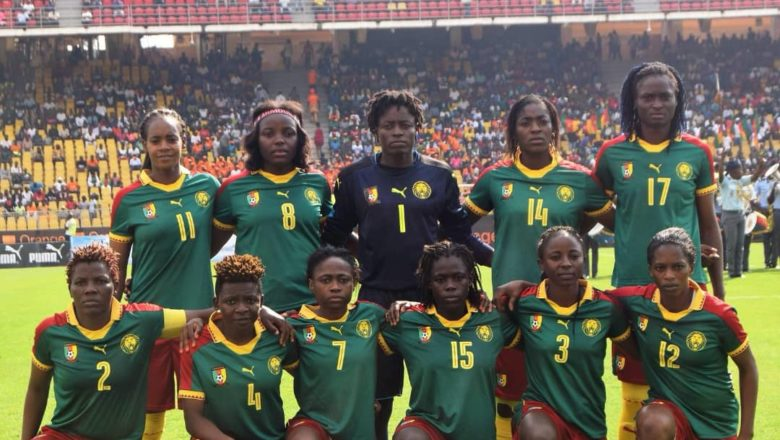 2018 AWCON: Indomitable Lionesses Qualify for semifinals