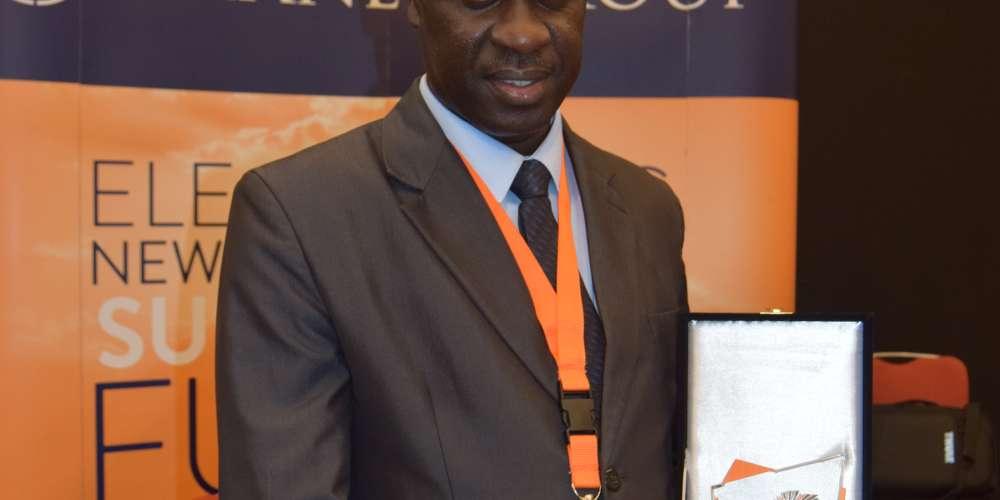 Winner of the 2018 Phanes Group Solar Incubator