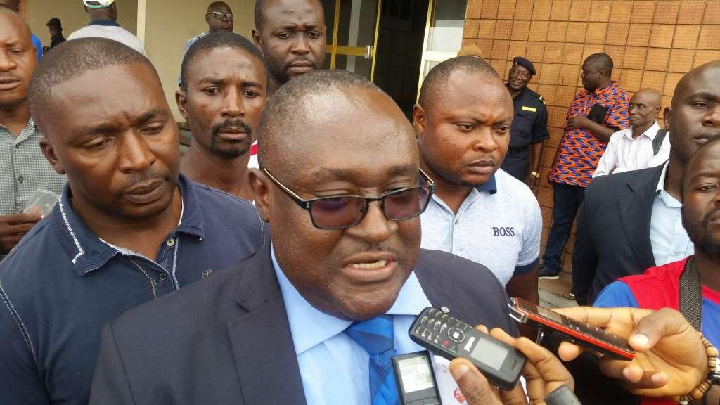 Ndive Molungu, new SW FECAFOOT President.