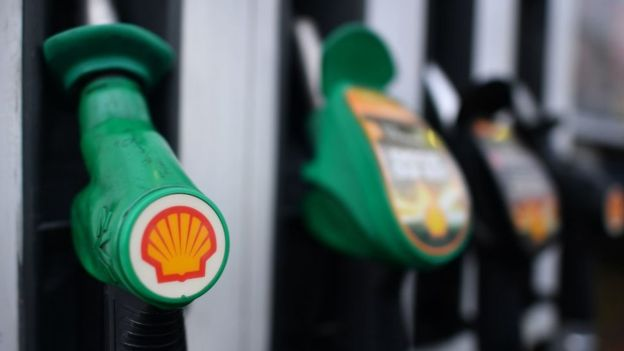 Shell is one of the oil firms facing corruption charges