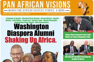 Pan African Vision News Magazine VOL 5 – November 2018