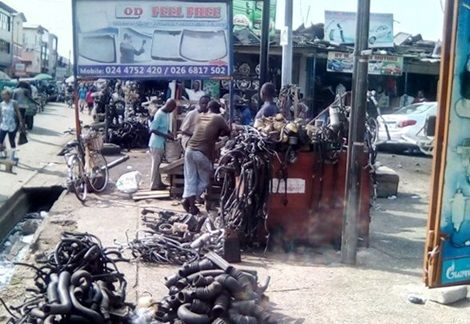 2018 has been turbulent – Ghanaian Spare parts dealers