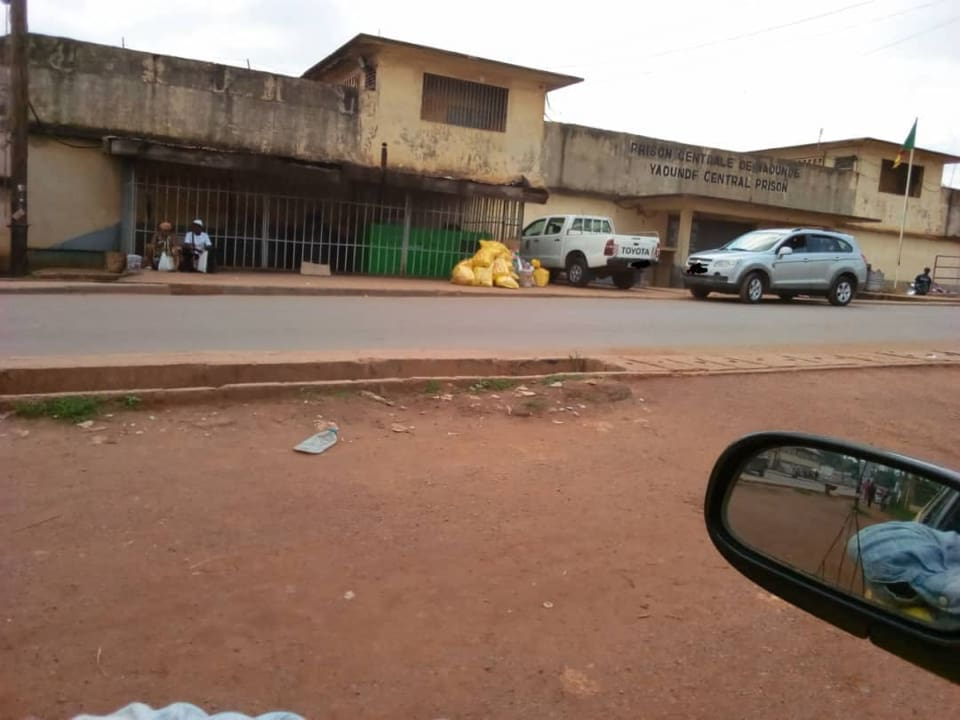 CHRI efforts have reached even to detainees at the Kondengui maximum security prison in Yaounde