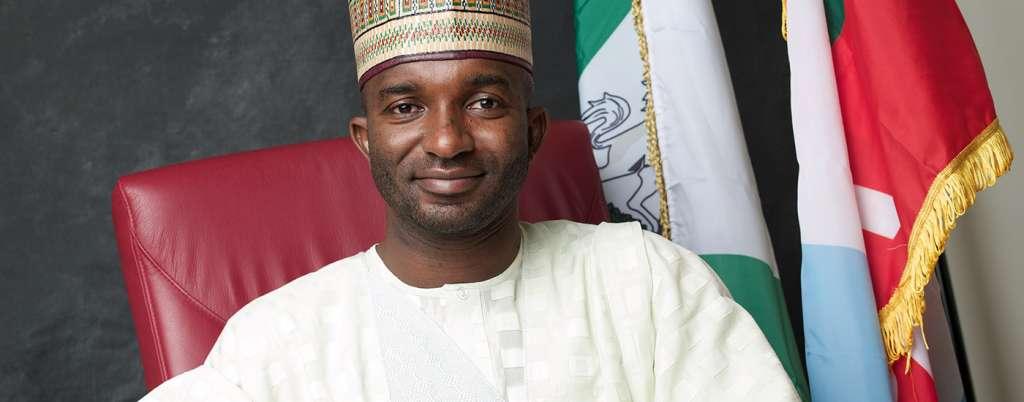 Senator Abdul'Aziz Murtala Nyako