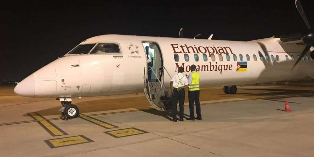 Ethiopian airlines launches domestic flights in Mozambique