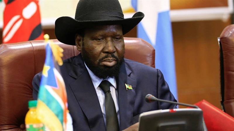 President Salva Kiir