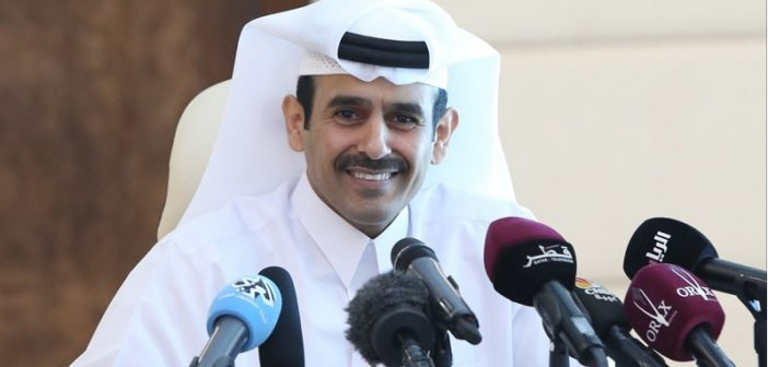 Saad Sherida Al Kaabi Minister of State for Energy Affairs and President CEO of Qatar Petroleum